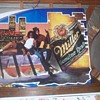 Miller High Life New York with Twin Towers