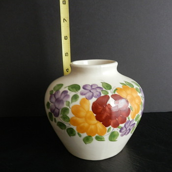 Polish stoneware/pottery vase