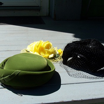 Vintage hats