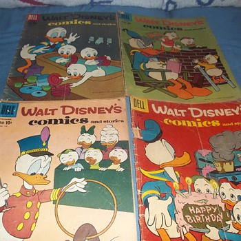 Walt Disney&#039;s Comics and Stories