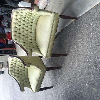 Robert Irwin chairs??? - Furniture