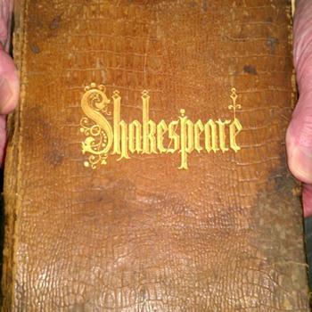 Shakespeare - Books