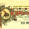 101 Ranch Wild West Show Poster