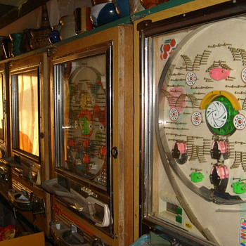 Vintage Pachinko Japanese Games Collection - Games