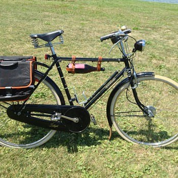 1952 Raleigh DL1 Tourist