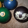 POOL BALLS OF STEEL