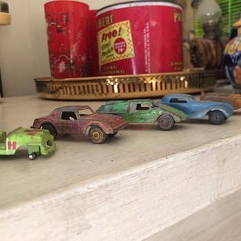 Tootsietoy cars