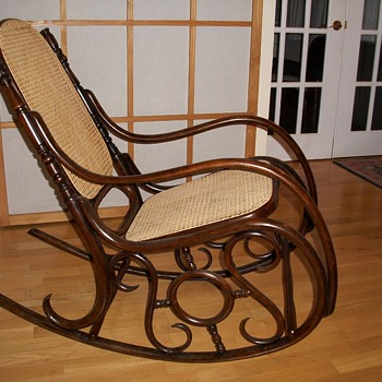 Fischel Rocker - Furniture
