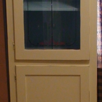 Art Deco Cabinet Fixed and Refinished - Furniture