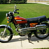 1975 Honda CL360 Scrambler