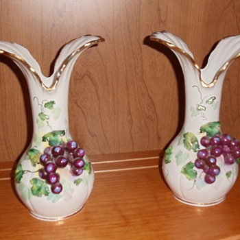 Very old vases - Art Pottery