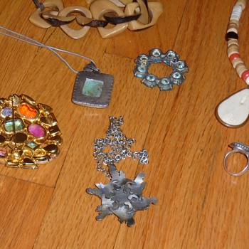 Posting #2... (Only 2) More photos.  - Costume Jewelry