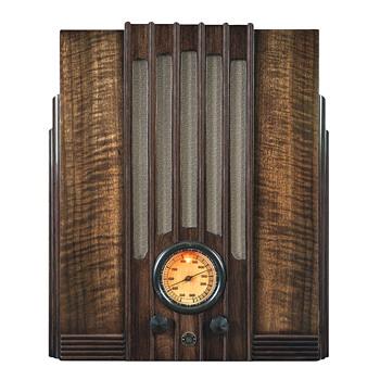 "A 1934 AWA Radiolette R27 ""Empire State"" Radio"