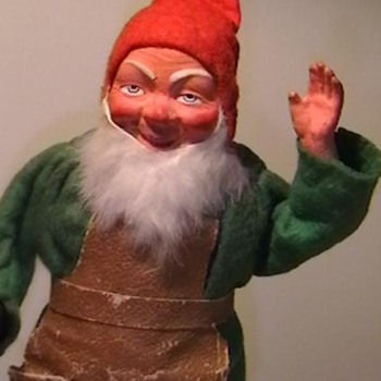 1920&#039;s-1930&#039;s German Elf Candy Container - Christmas