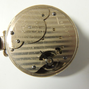 MICKEY POCKET WATCH INSIDE