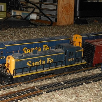 More from the Santa Fe Depot Athearn HO Scale - Model Trains