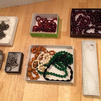 Today's Rummage Sale Jewelry Finds - Costume Jewelry