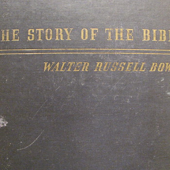 The Story of the Bible - Books