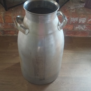Milk Can - Kitchen