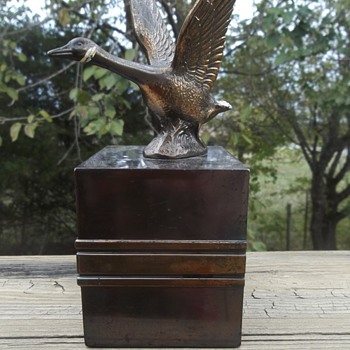 Brass Eagle Topper? - Animals
