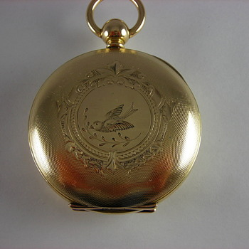 Hampden Lafayette - Pocket Watches