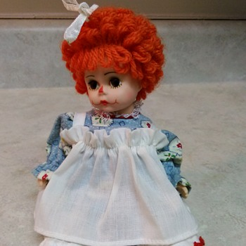 MOP TOP WENDY DOLL