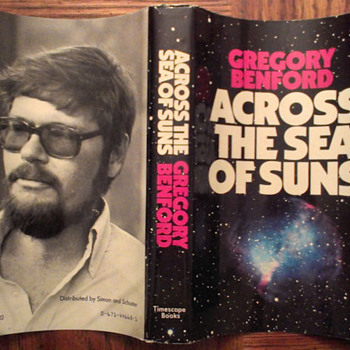 Across the Sea of Suns - Books