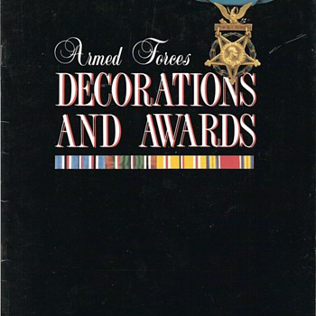 Armed Forces Decorations and Awards - Military and Wartime