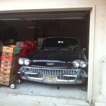 1958 Cadillac Sedan Deville  - Classic Cars