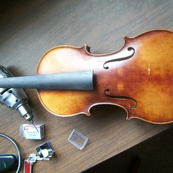 Andreas Morelli Violin - Guitars