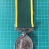 Winnipeg Rifles Efficiency Medal
