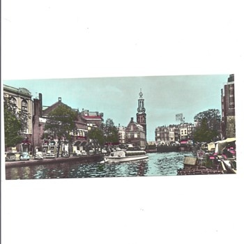 """SINGEL WITH MINTTOWER"" (SINGEL MET MUNTTOREN) - Postcards"