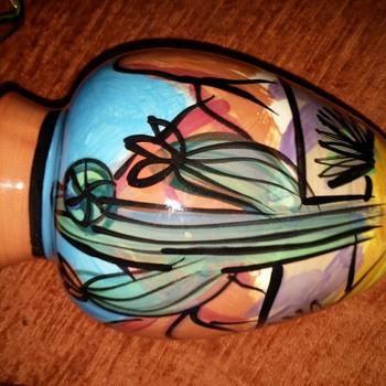 Native vase