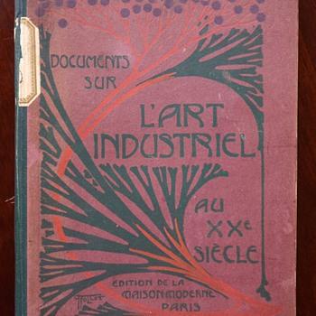 1901 La Maison Moderne Design Catalog - Art Nouveau