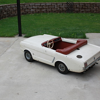 Powercar 65 Mustang  - Classic Cars