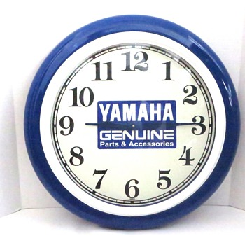 Yamaha Dealership Clock