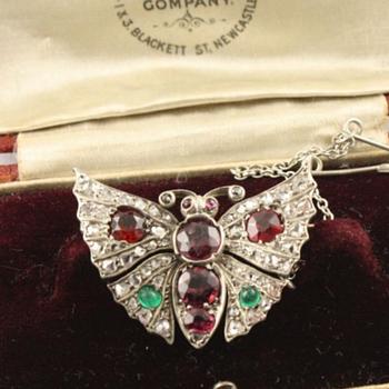 antique animal creepy pins! - Fine Jewelry