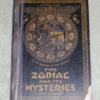 1923 The Zodiac and Its Mysteries