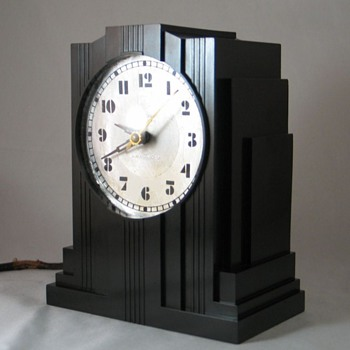 B.E. Lawrence & Co. Alarm Clock