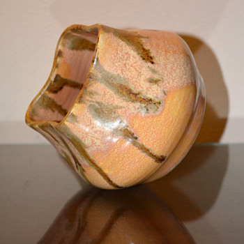 Art Pottery Vessel