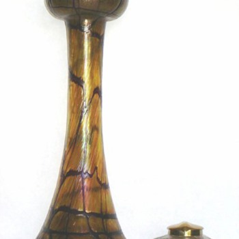 CZECH INKWELLS: DETERMINING PROVENANCE II - Art Glass