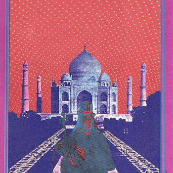 Taj Mahal, by Robert Fried