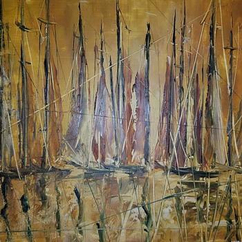 Come Sail Away - Visual Art