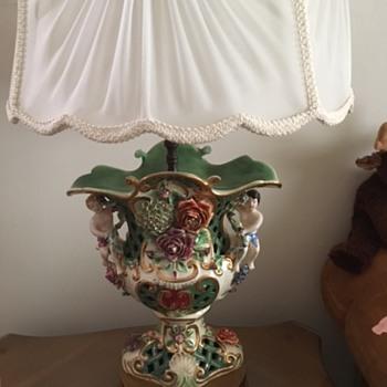 Leviton Lamp