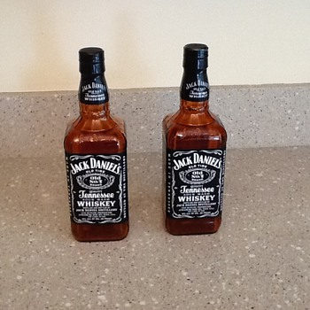 Jack Daniels salesman samples