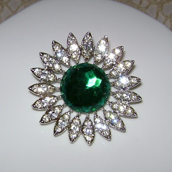 Kathleen Pin - Costume Jewelry