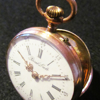 Pocket Watch my italian great-grandmother