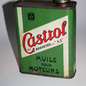 castroil oil can
