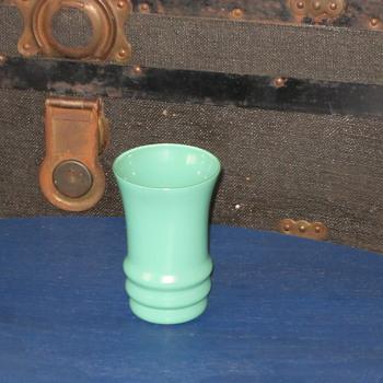 small vase  - Glassware