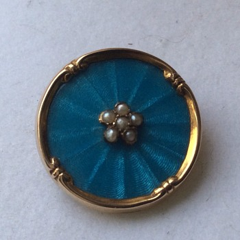 Georgian  brooch - Fine Jewelry